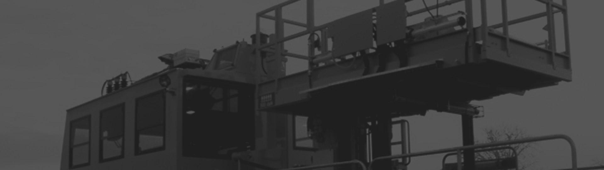Header colonna telescopica ferroviaria 3 1 2