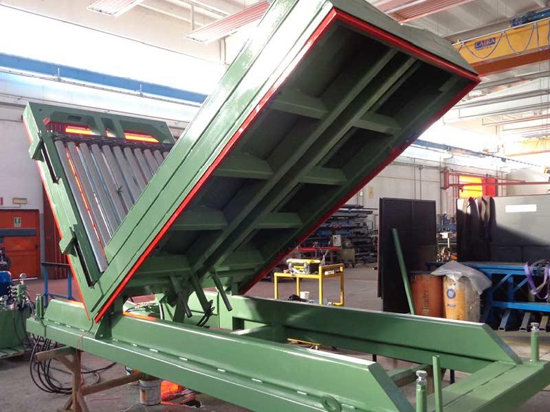 Ribaltatore idraulico 6B